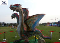 Remote Control Outdoor Exhibition Dinosaur Lawn Decorations Artificial Dragon Model