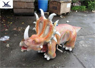 25 KG Motorized Riding Stuffed Animals , Self Propelled Animal Scooters