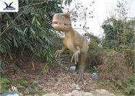 3D Animated Amazing Life Size Dinosaur Replicas Abdominal Breathing