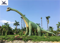 Customization Realistic Garden Animals Stomach Breathing / Vivid Dinosaur Yard Art